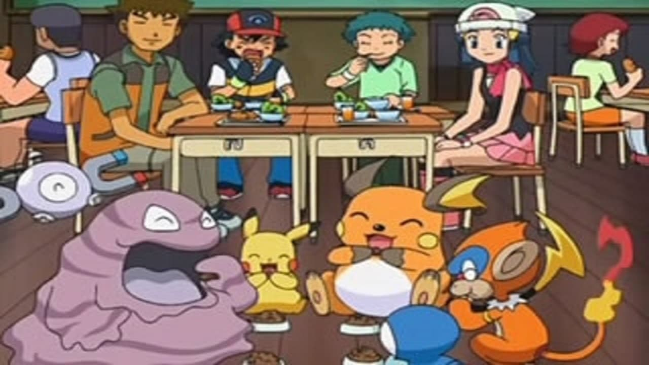 Pokémon - Season 11 Episode 36 : Camping it Up!
