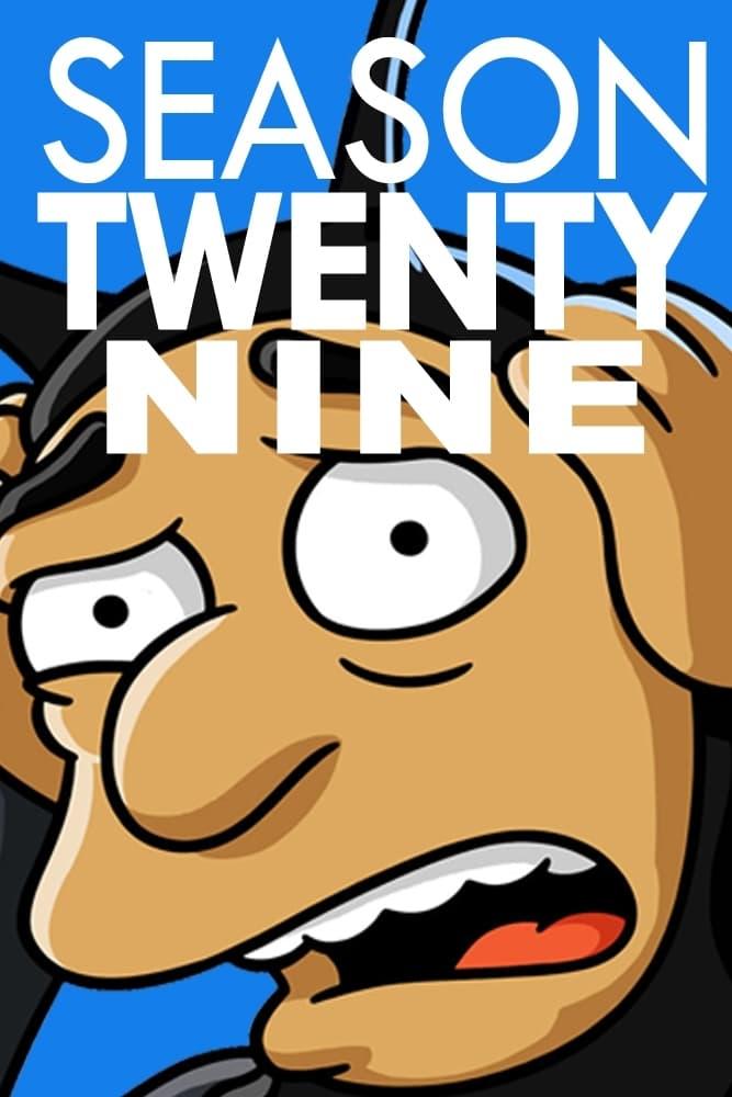 Die Simpsons Season 29
