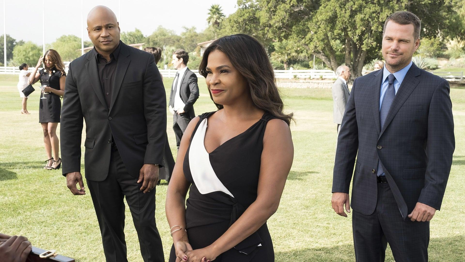 NCIS: Los Angeles Season 9 :Episode 4  Plain Sight