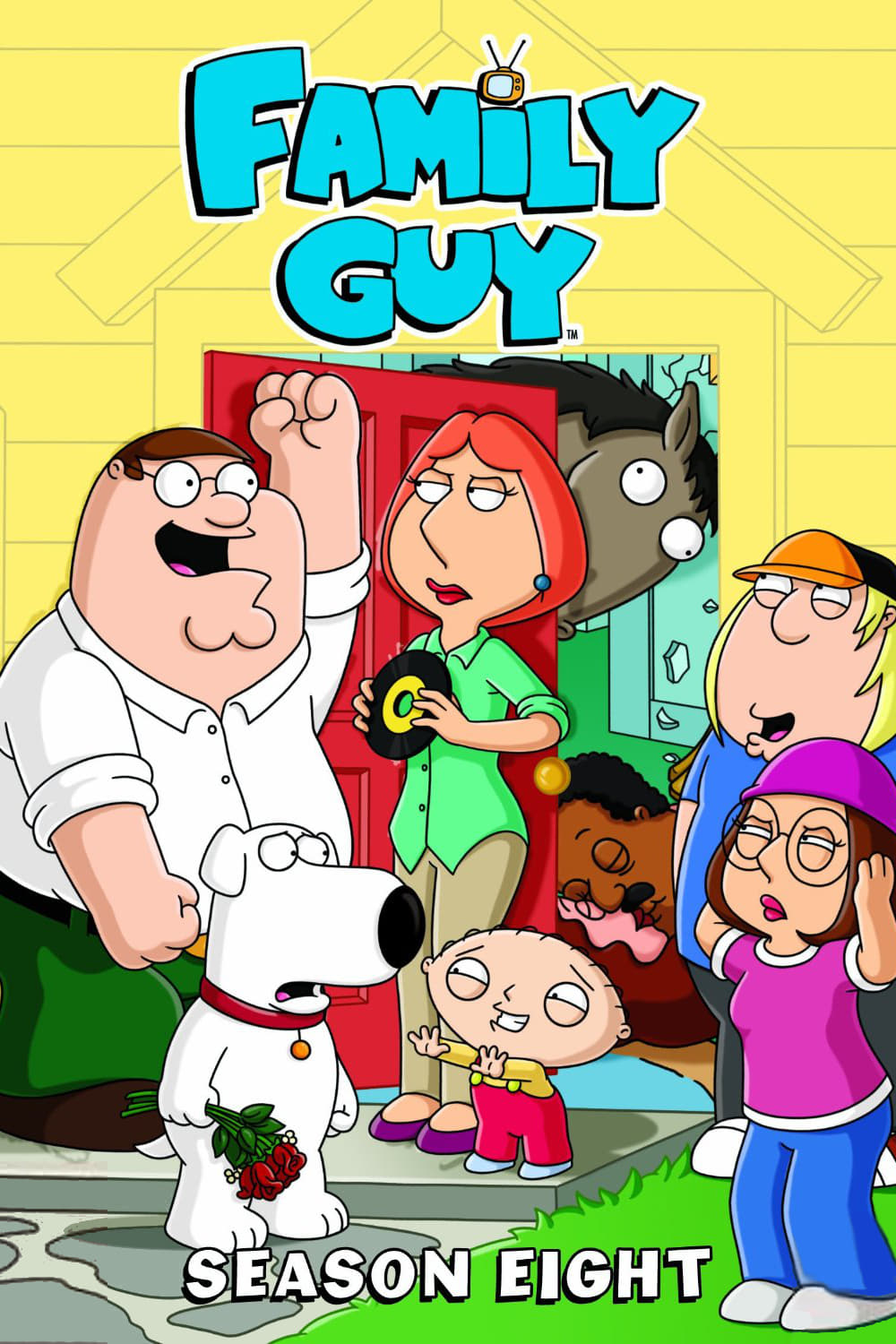 Family Guy Season 8