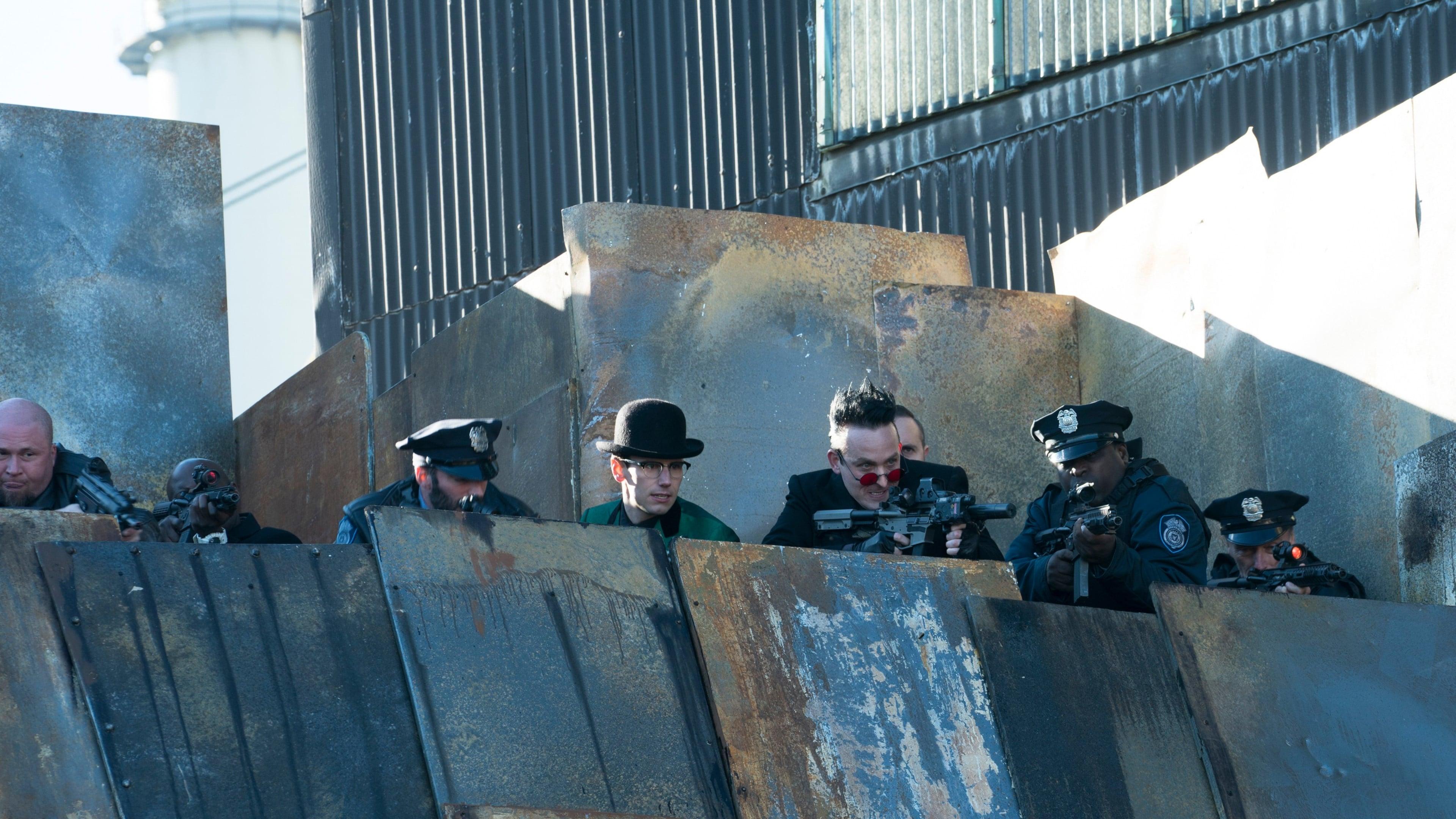 Gotham Season 5 :Episode 11  Legend of Dark Knight: They Did What?