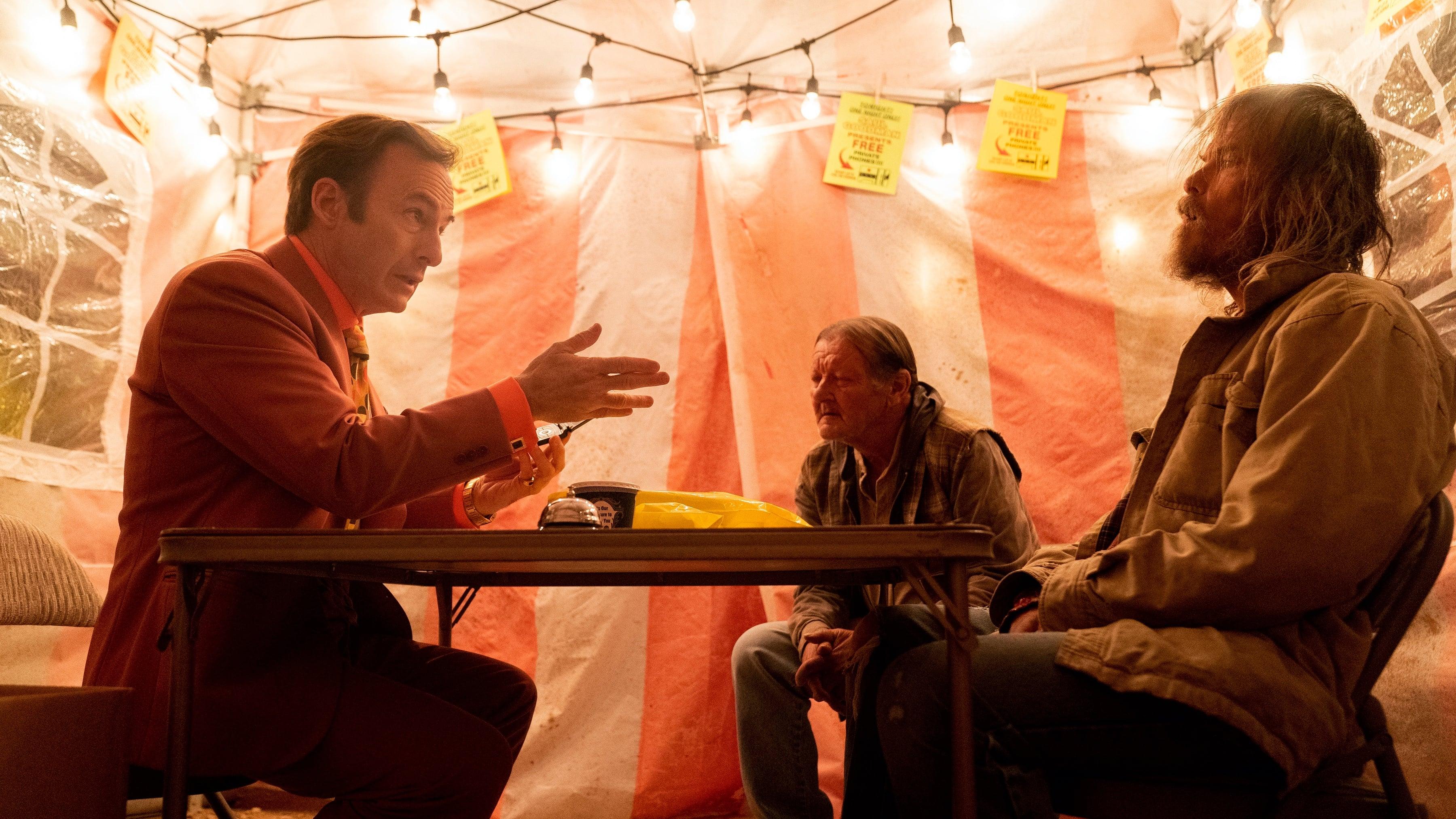 Better Call Saul - Season 5 Episode 1 : Magic Man