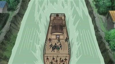 Naruto Shippūden Season 11 :Episode 226  Battleship Island