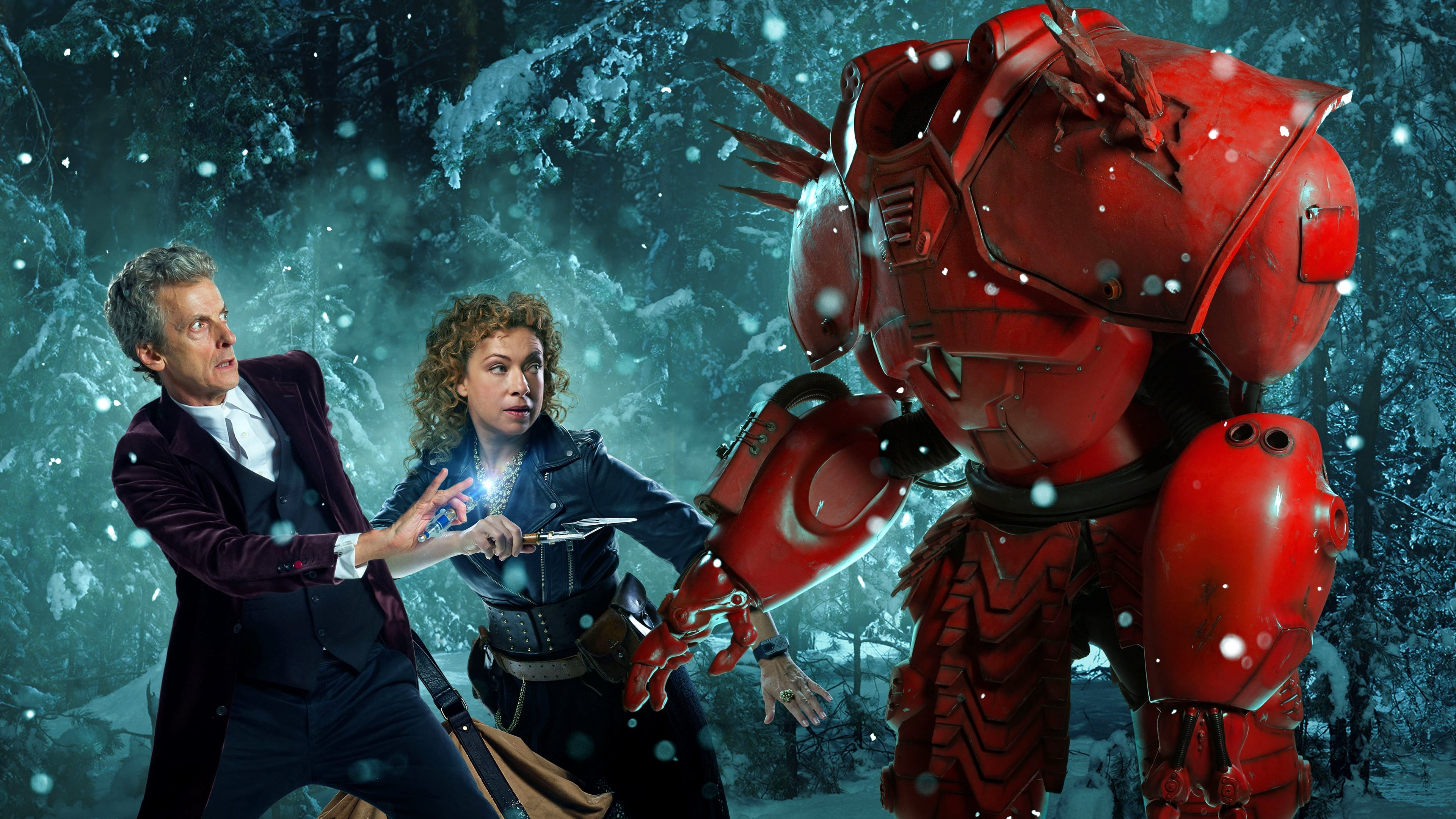 Doctor Who Season 0 :Episode 148  Besuch bei River Song