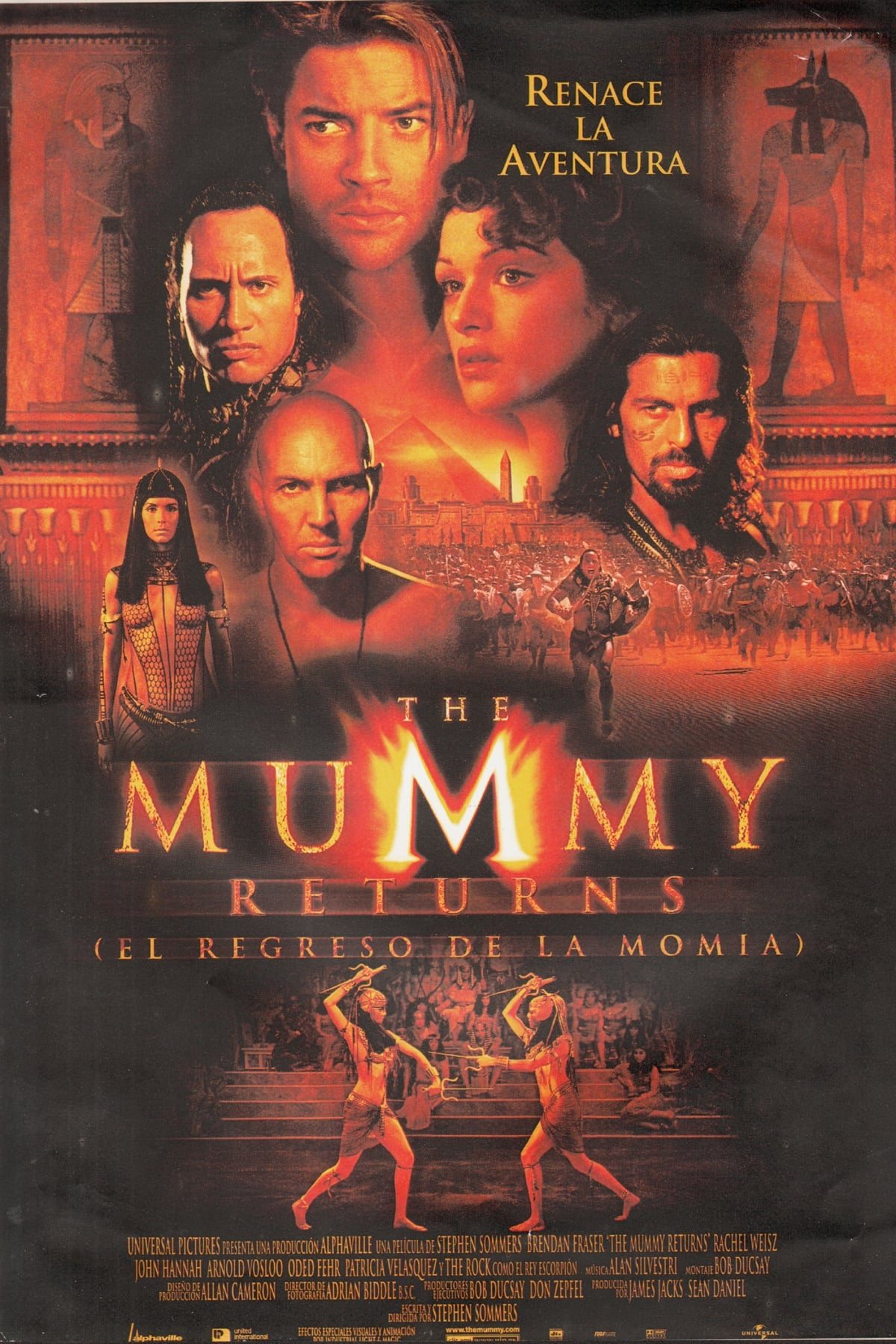 the mummy returns essay Watch the mummy returns (2001) full movie for free, plot: the mummified body of imhotep is shipped to a museum in london, where he once again wakes and begins his campaign of rage and terror the mummy returns (2001) server selection.