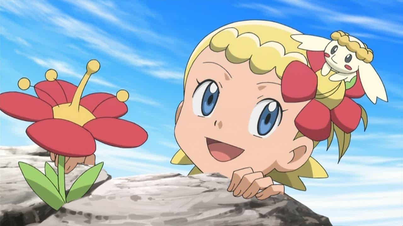 Pokémon Season 17 :Episode 26  To Find a Fairy Flower!