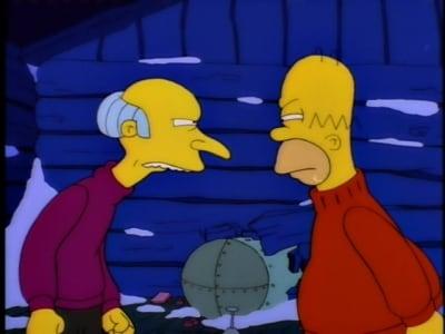 The Simpsons Season 8 : Mountain of Madness