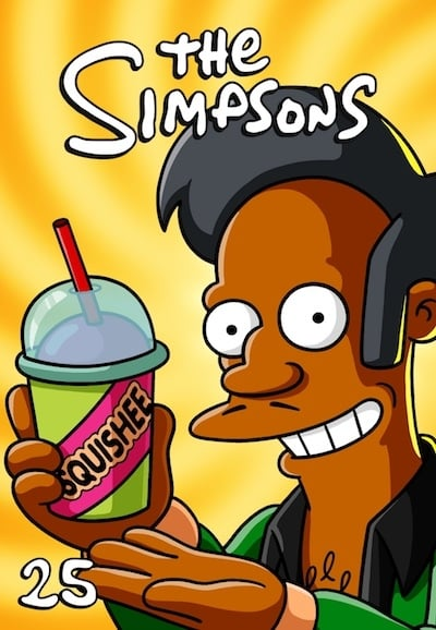 Die Simpsons Season 25