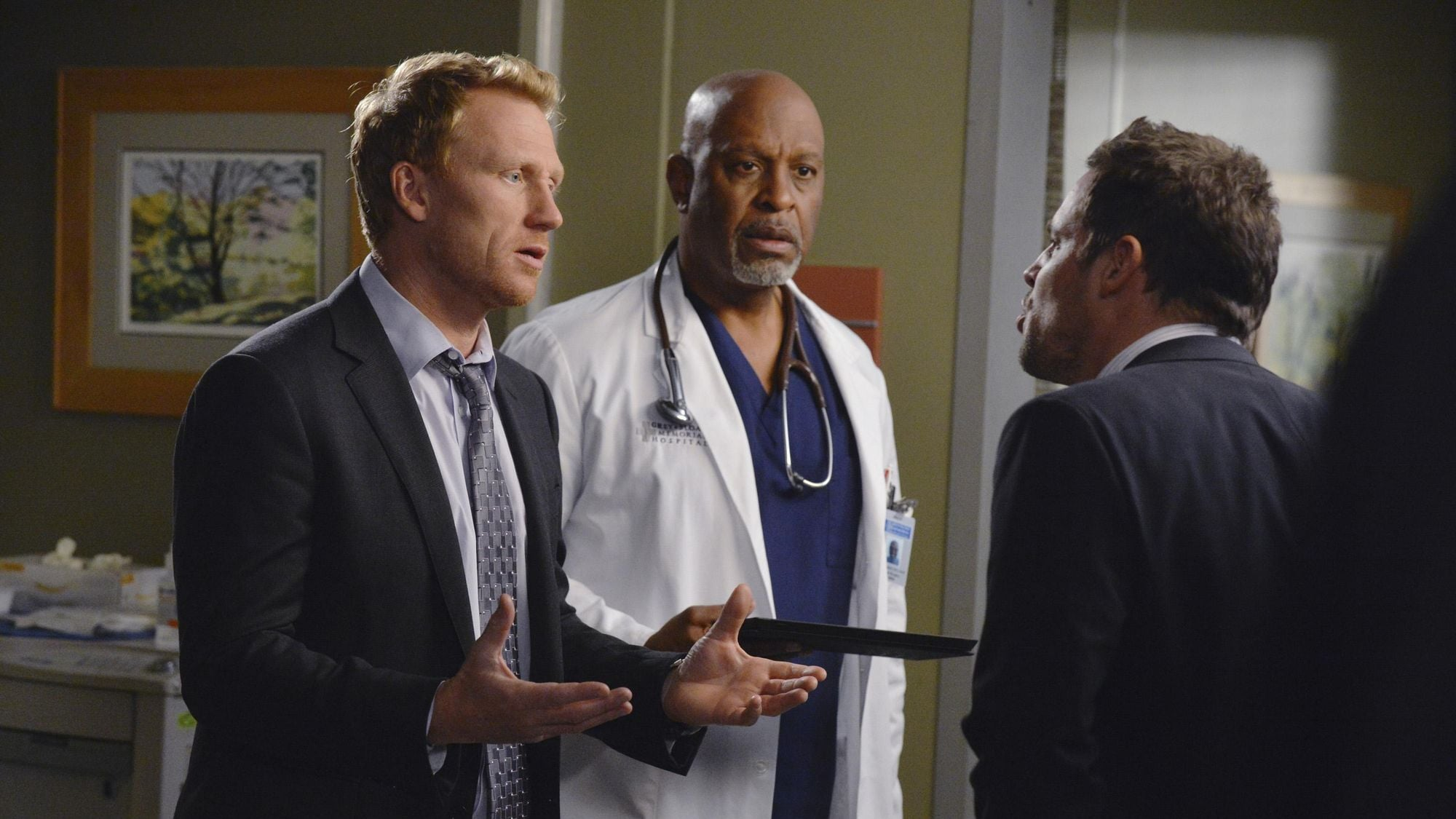 Grey's Anatomy Season 10 :Episode 13  Umbrüche