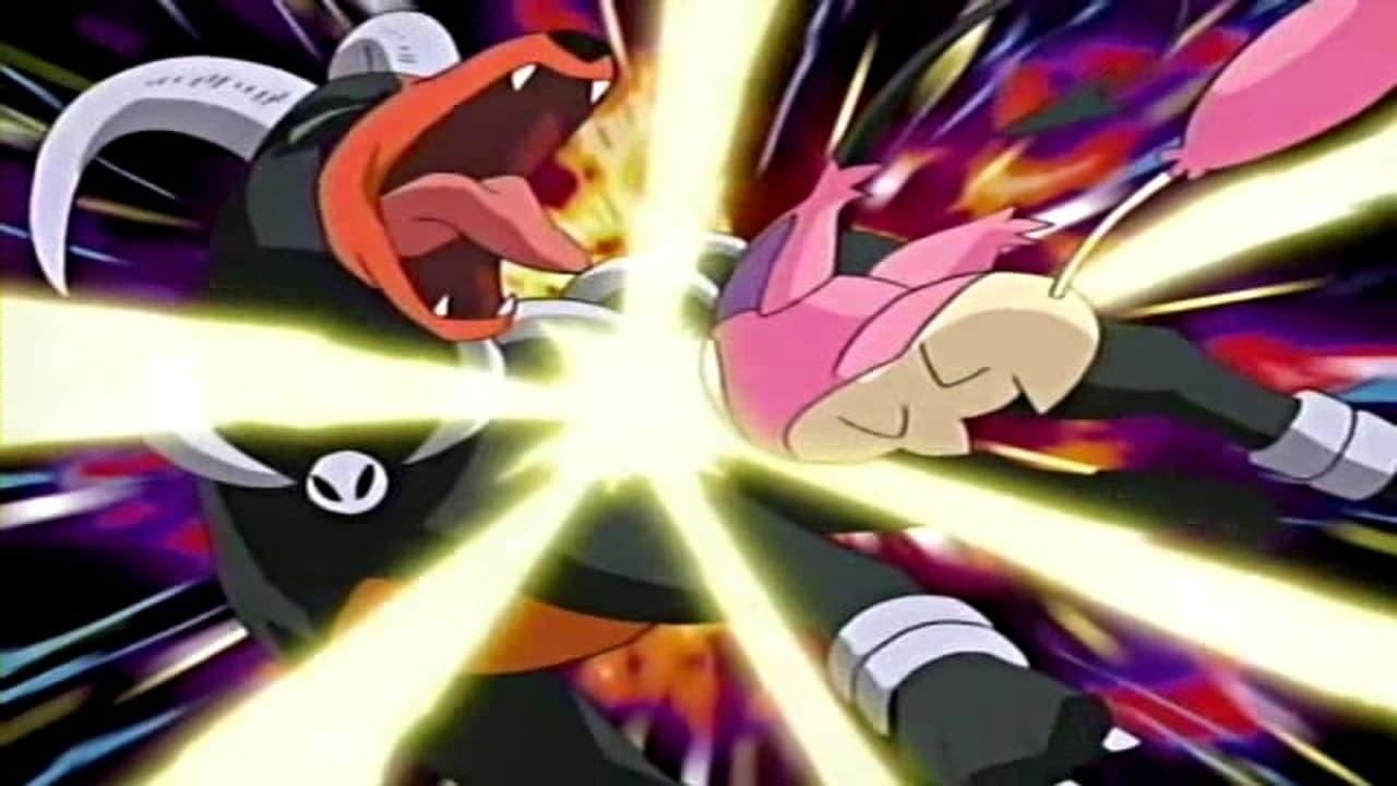 Pokémon Season 8 :Episode 24  Pacifidlog Jam