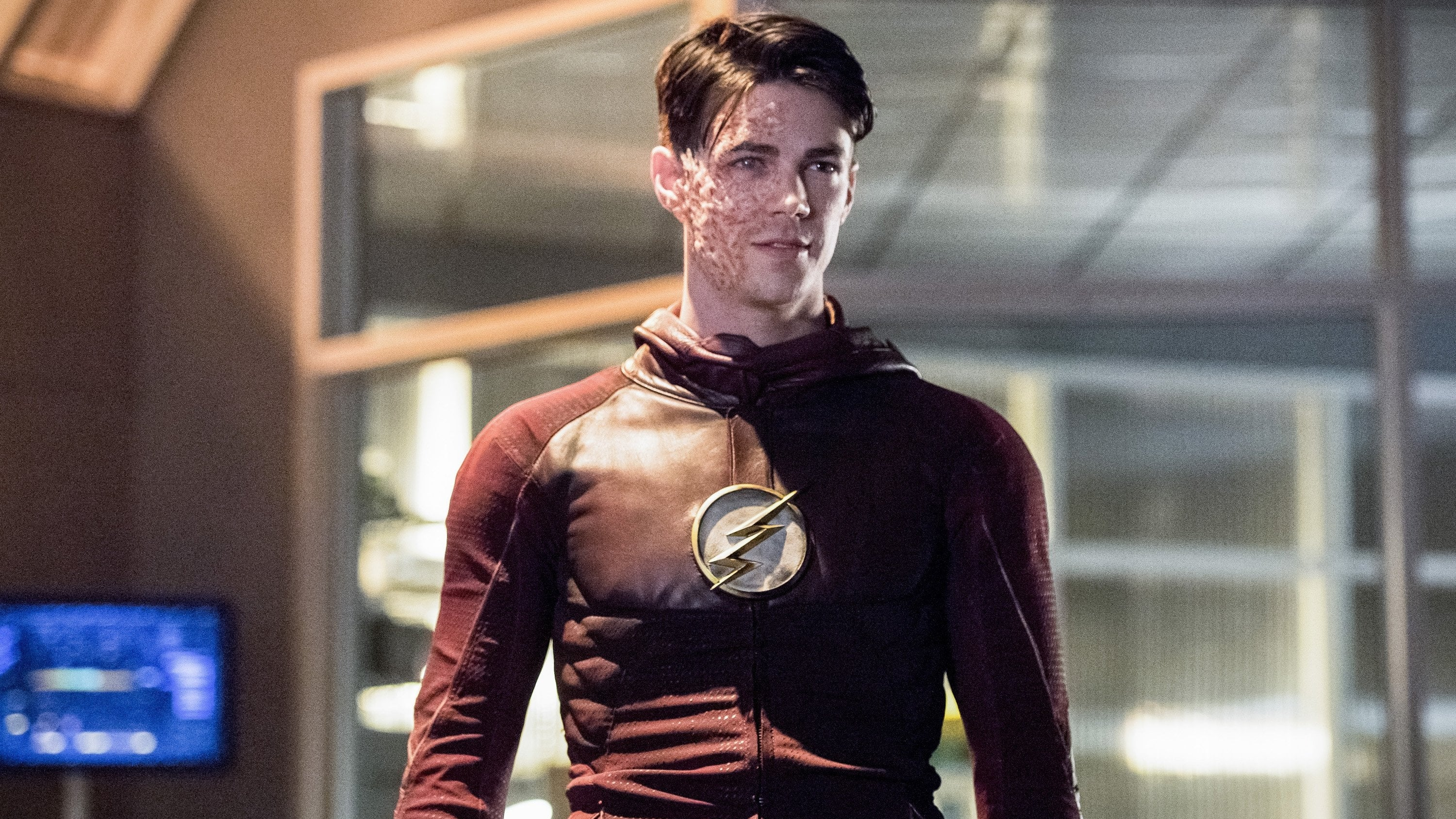 The Flash Season 3 :Episode 22  Infantino Street