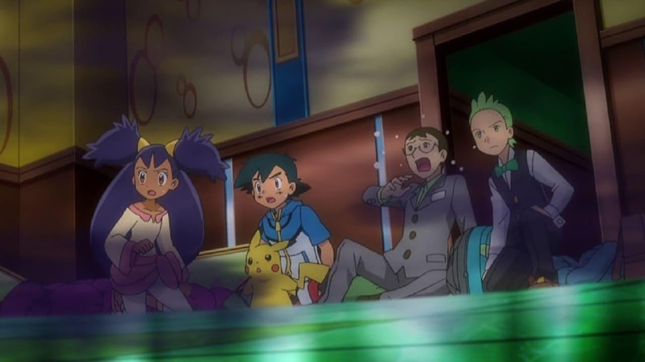 Pokémon Season 14 :Episode 14  A Night in the Nacrene City Museum!