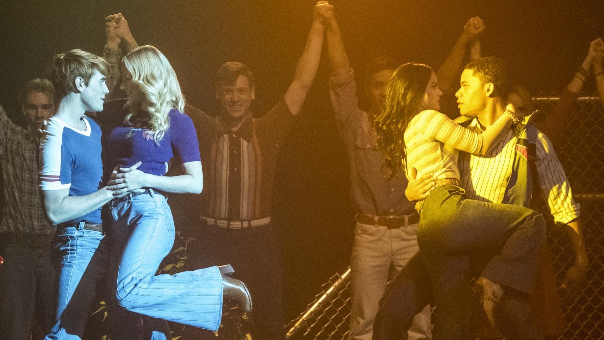 Riverdale Season 2 :Episode 18  Kapitel einunddreißig: Die letzte Nacht der Titanic