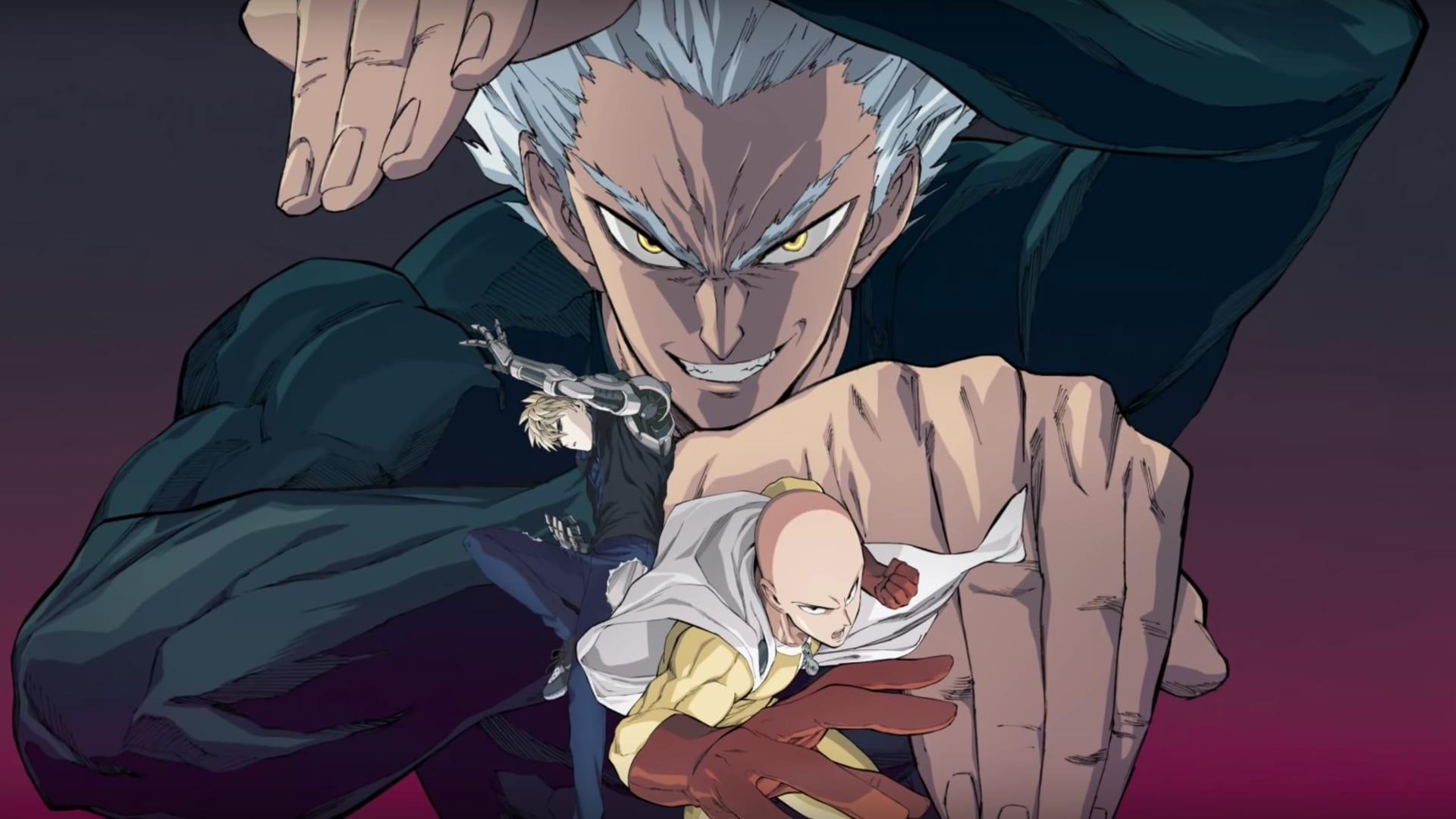 One-Punch Man - Season 2