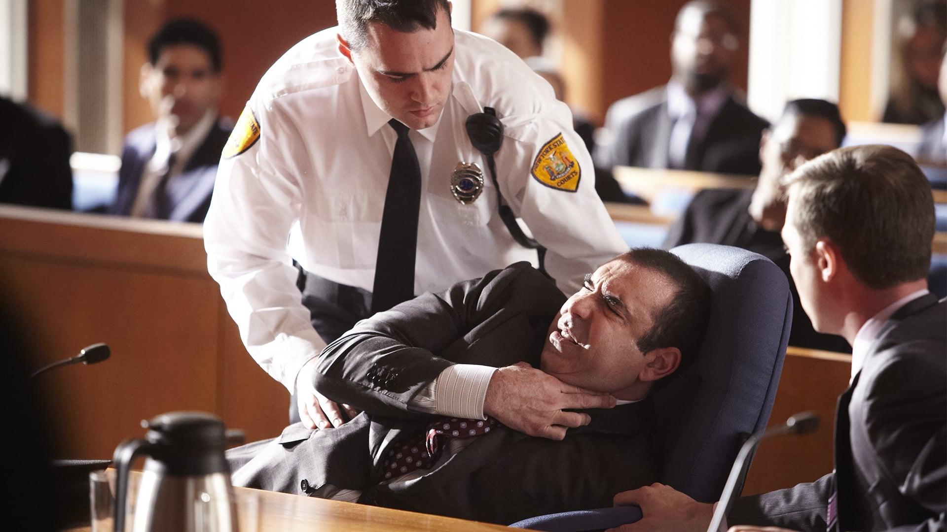 Suits Season 3 :Episode 14  Heartburn
