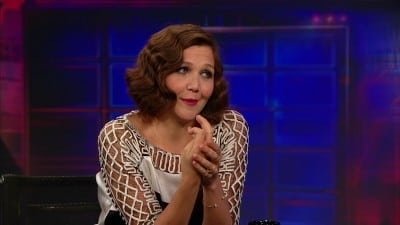 Season 17 :Episode 113  Maggie Gyllenhaal