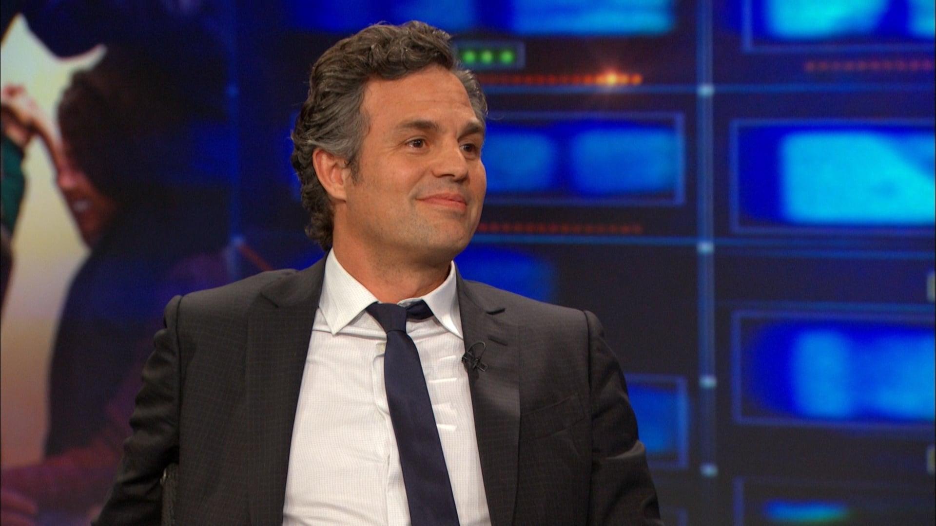 The Daily Show with Trevor Noah Season 20 :Episode 118  Mark Ruffalo