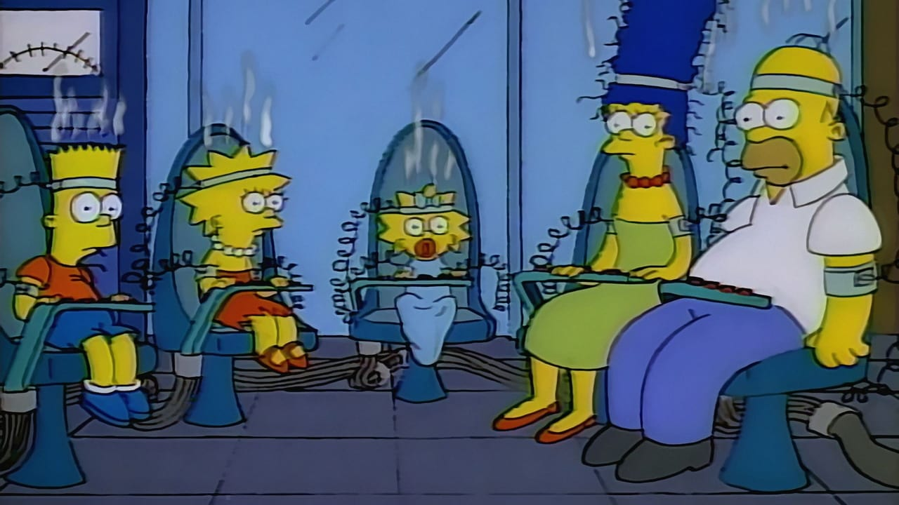 The Simpsons Season 1 :Episode 4  There's No Disgrace Like Home