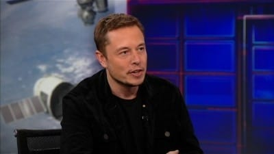 The Daily Show with Trevor Noah Season 17 :Episode 85  Elon Musk