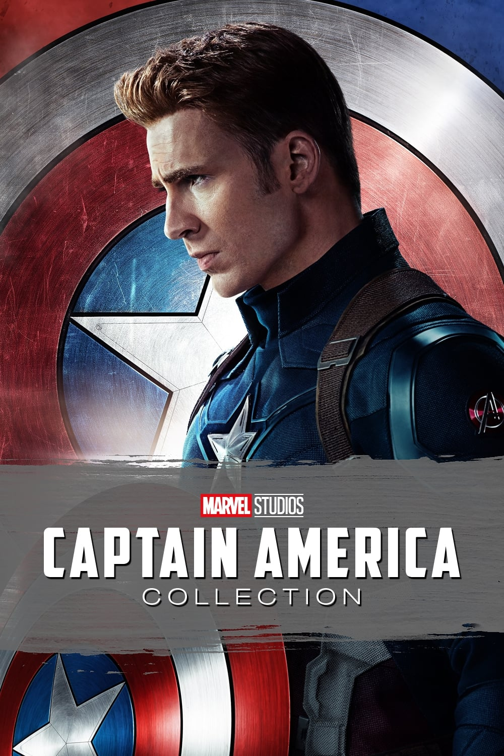 all movies from captain america collection saga are on