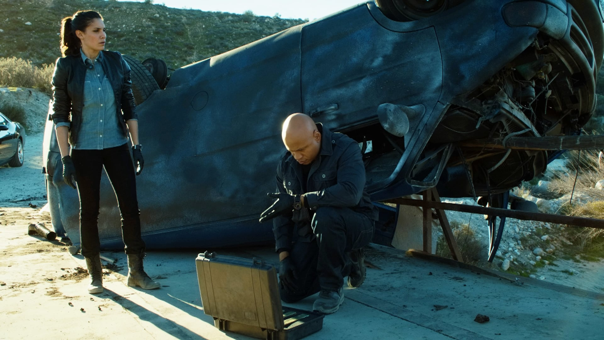 NCIS: Los Angeles Season 6 :Episode 18  Fighting Shadows
