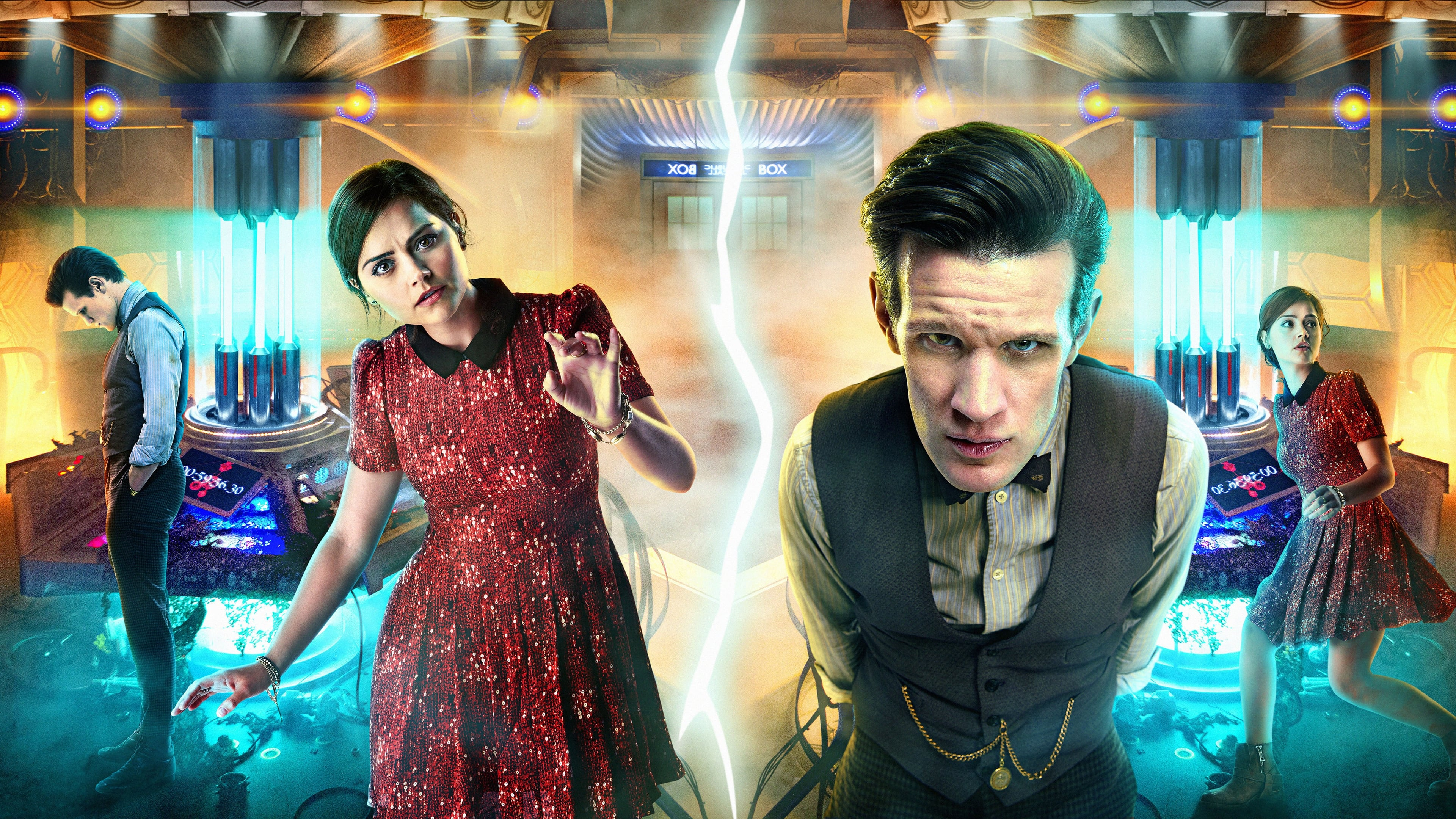 Doctor Who - Season 7 Episode 10 : Journey to the Centre of the TARDIS