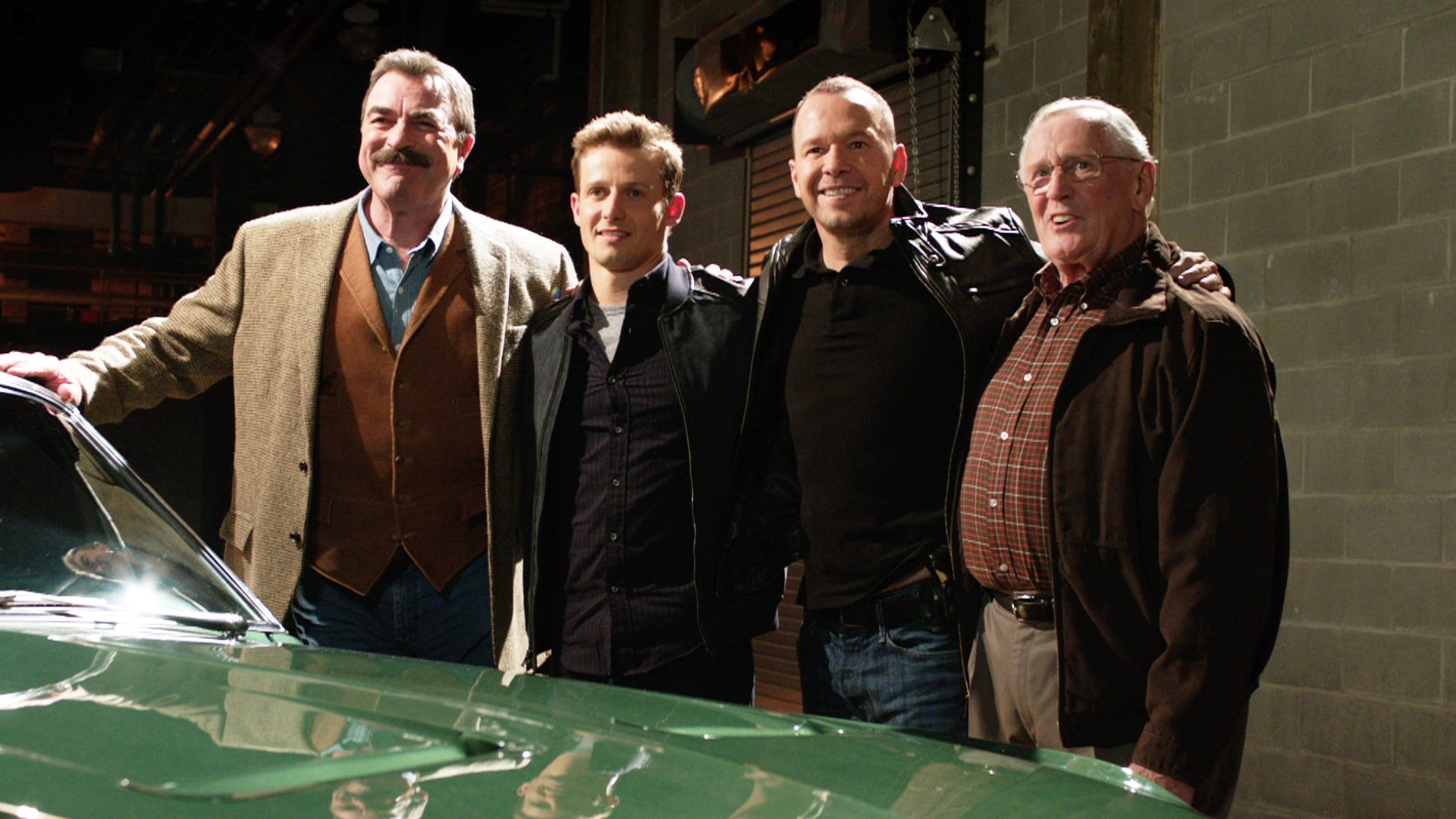 Blue Bloods Season 6 :Episode 7  The Bullitt Mustang
