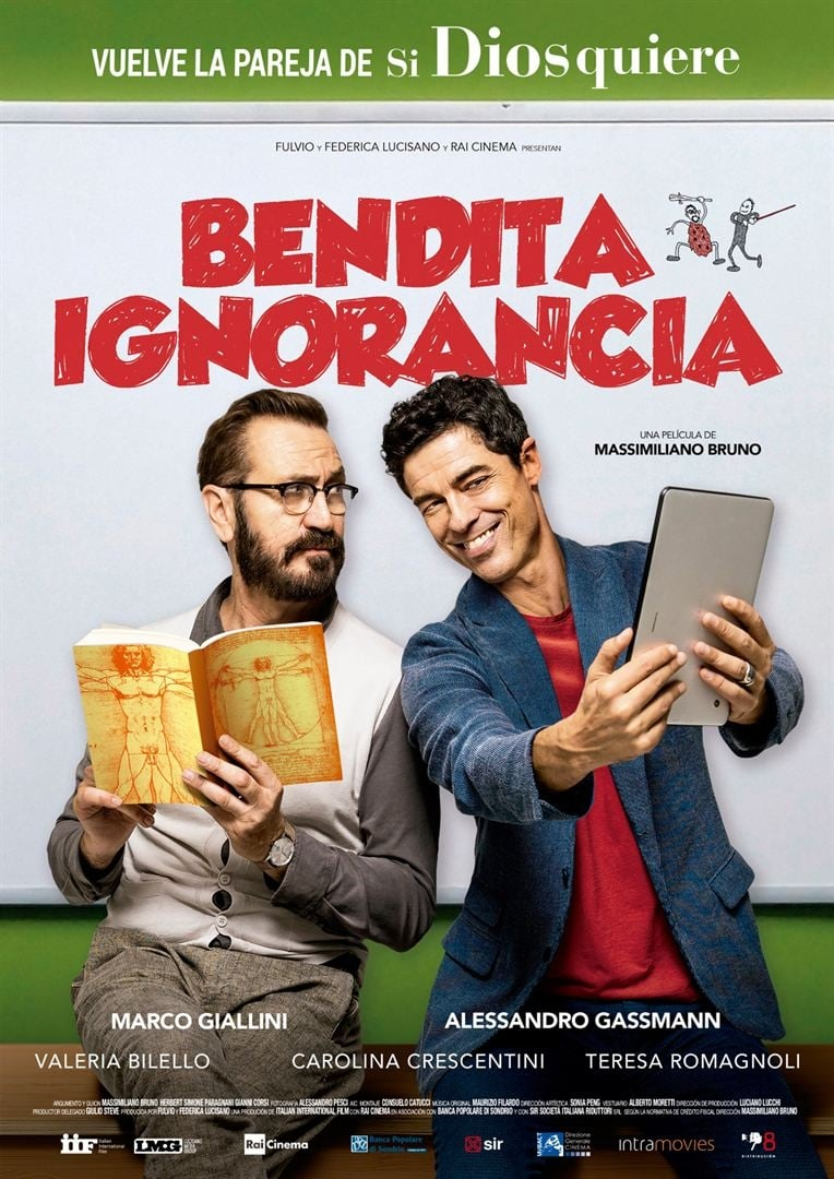 Póster Bendita ignorancia