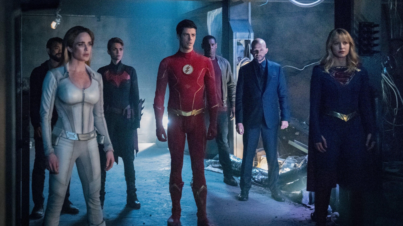 Arrow Season 8 :Episode 8  Crisis on Infinite Earths: Part Four (IV)
