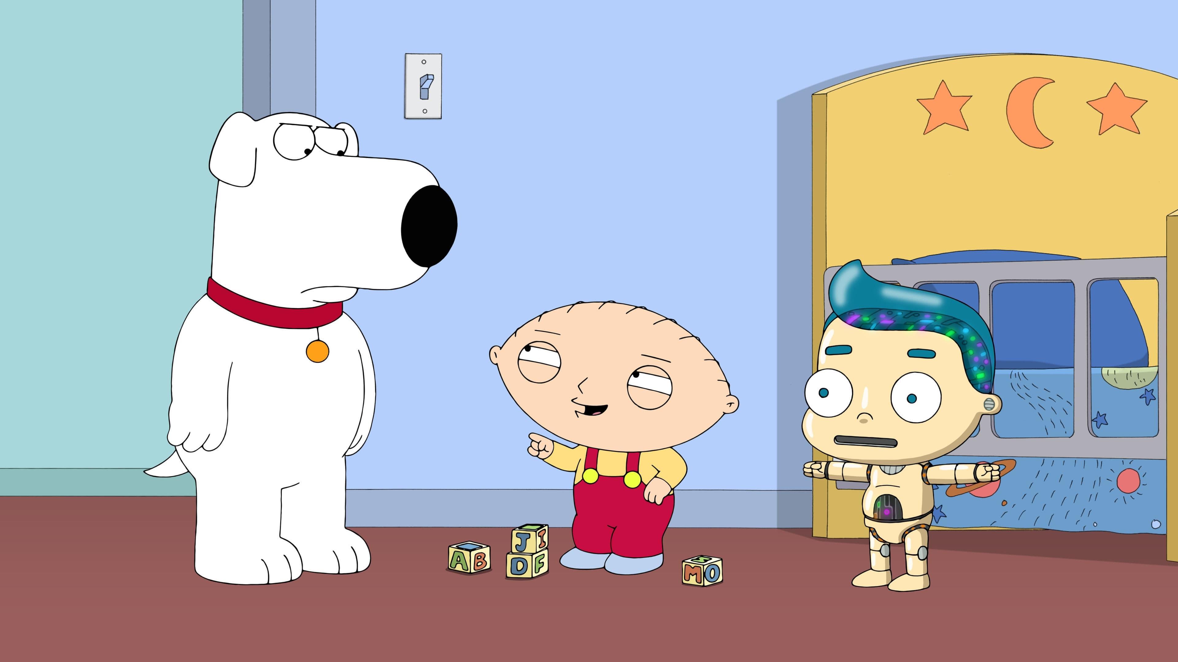 Family Guy - Season 14 Episode 3 : Guy Robot