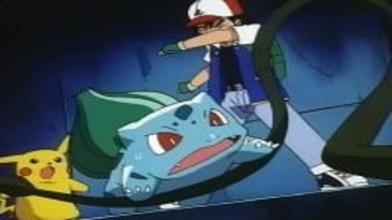 Pokémon Season 2 :Episode 22  The Mystery Menace