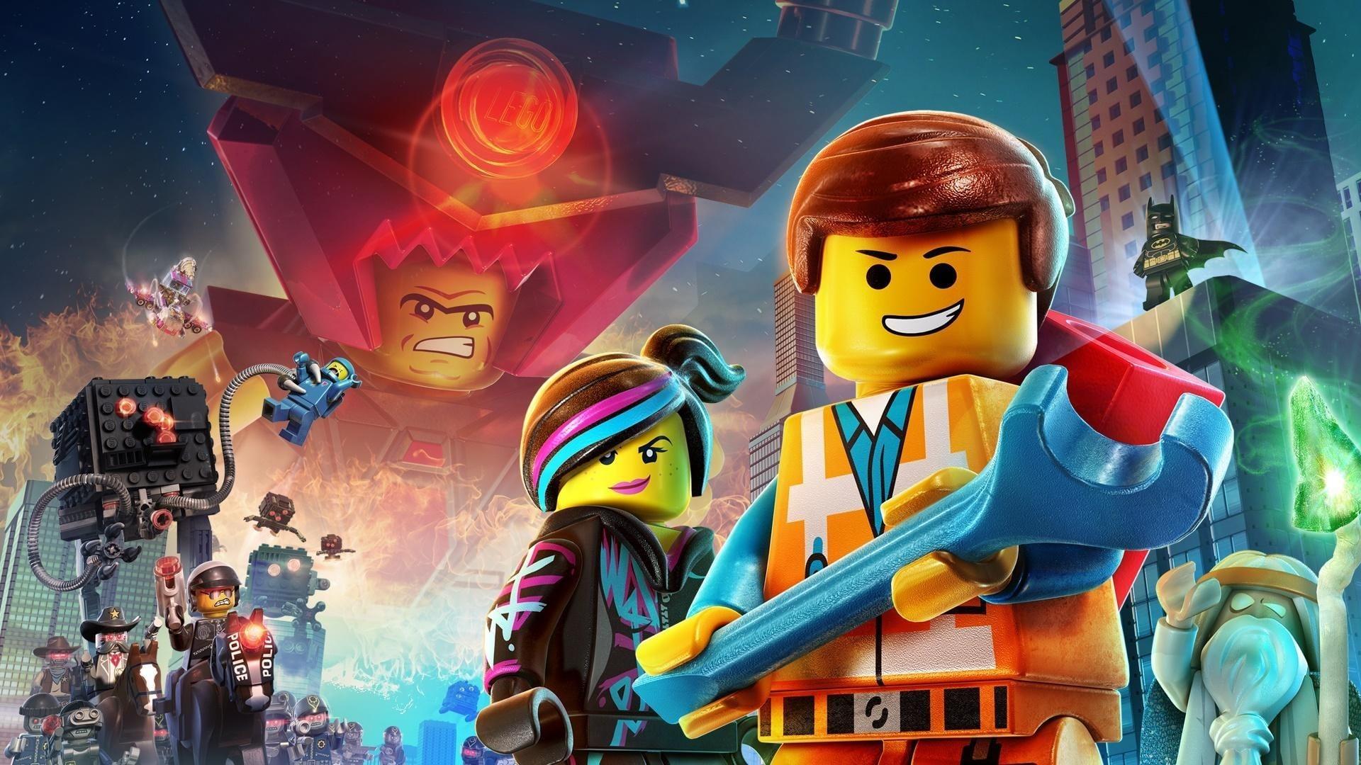Contraportada The Lego Movie 2: The Second Part