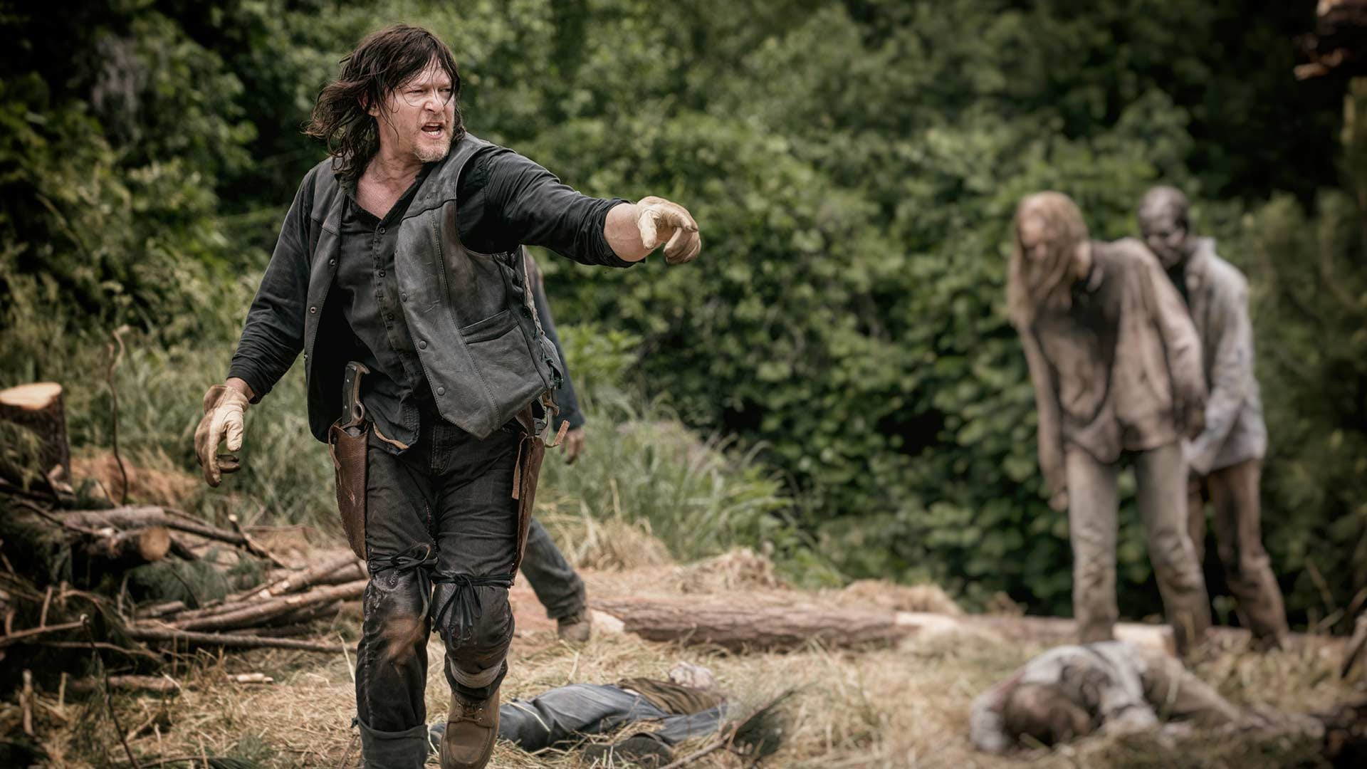 The Walking Dead - Season 9 Episode 2 : The Bridge