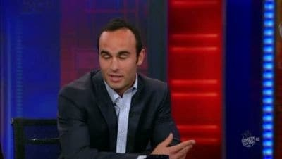The Daily Show with Trevor Noah Season 15 :Episode 86  Landon Donovan, Bob Bradley
