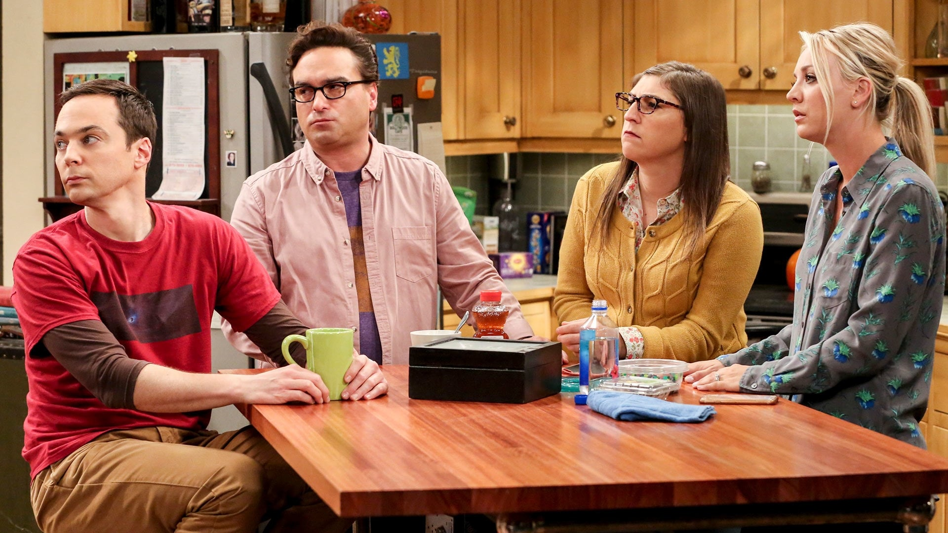 The Big Bang Theory Season 11 :Episode 9  The Bitcoin Entanglement