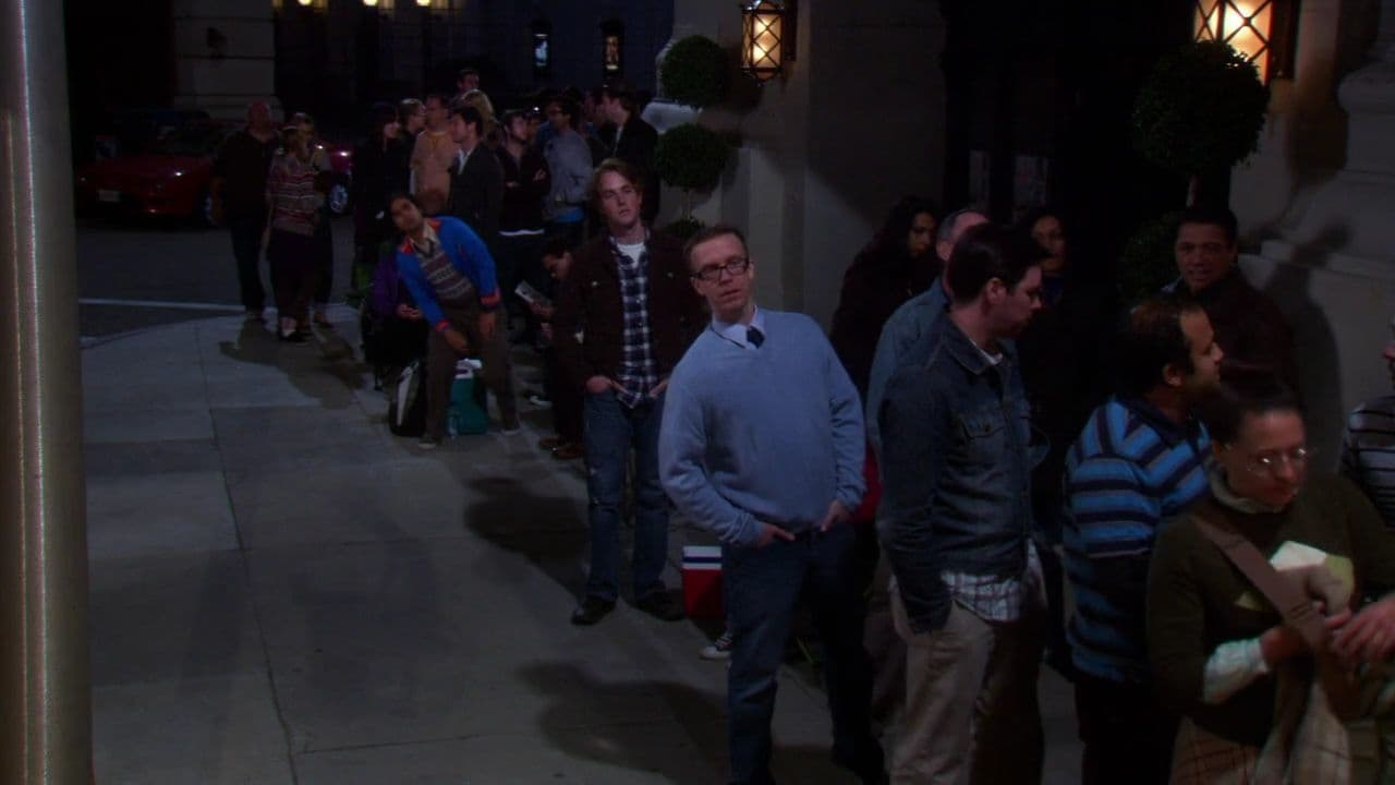 The Big Bang Theory Season 4 :Episode 8  The 21-second Excitation