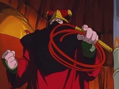 Dragon Ball GT Season 1 :Episode 9  Damn!! Goku Leaps Into The Trap Planet!?