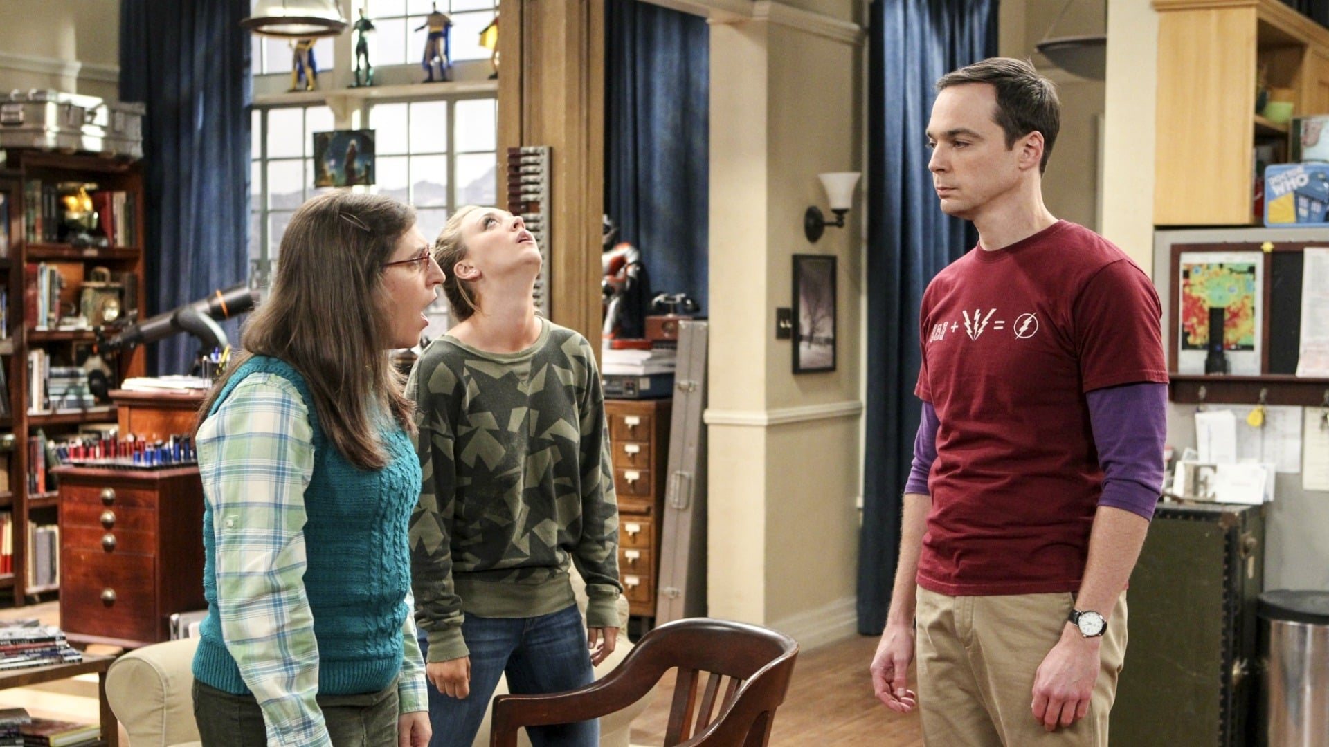 The Big Bang Theory Season 10 : The Hot Tub Contamination