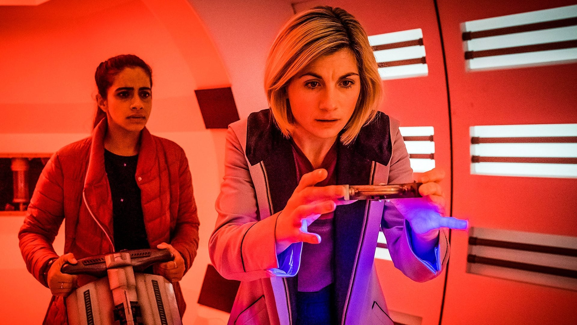 Doctor Who Season 11 :Episode 5  The Tsuranga Conundrum