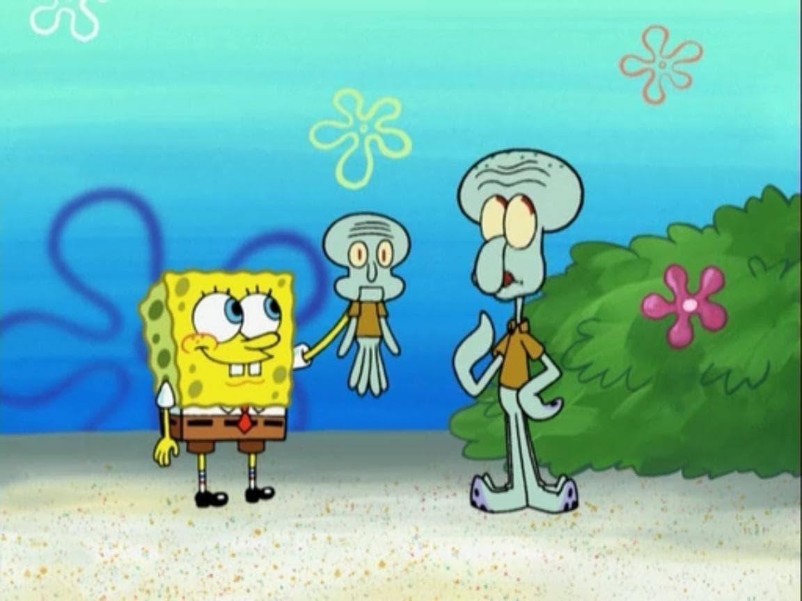 SpongeBob SquarePants Season 4 :Episode 36  Squid Wood