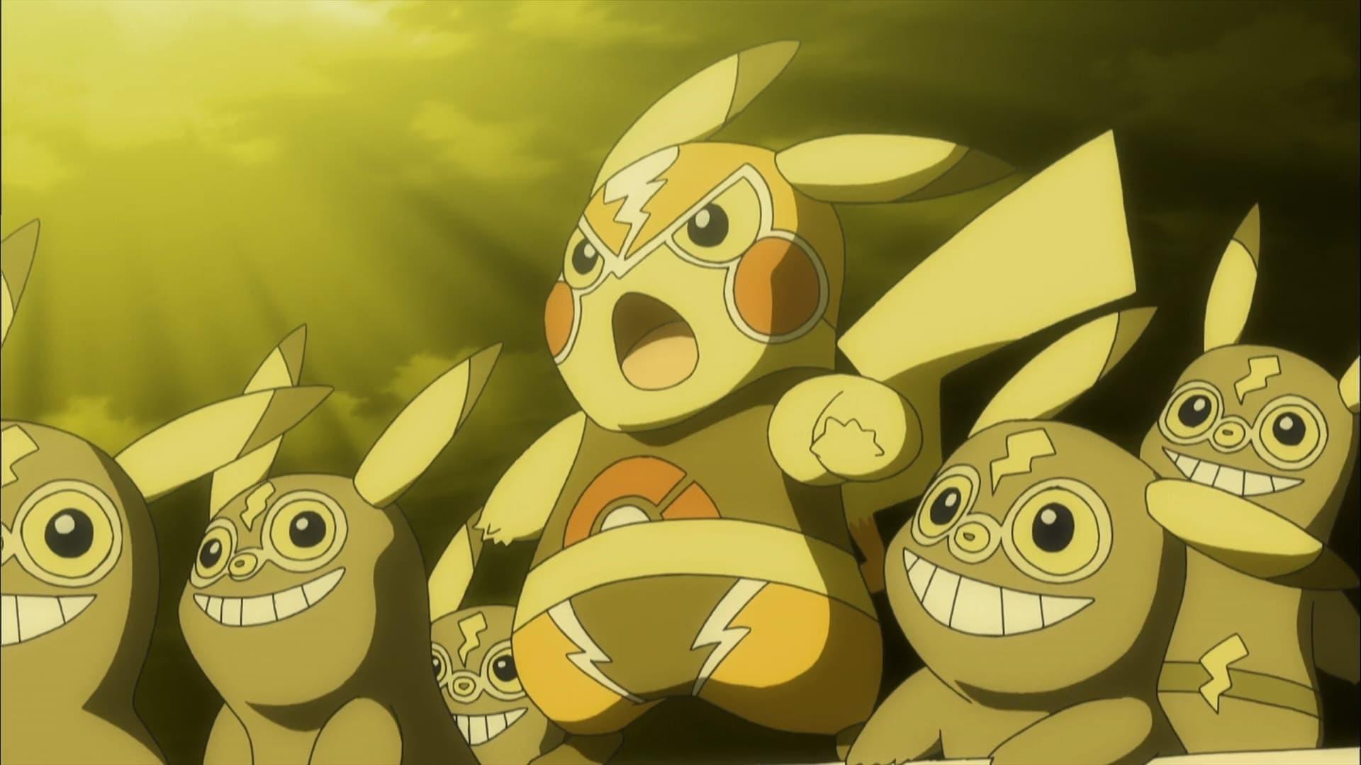Pokémon Season 18 :Episode 41  A Frolicking Find in the Flowers!