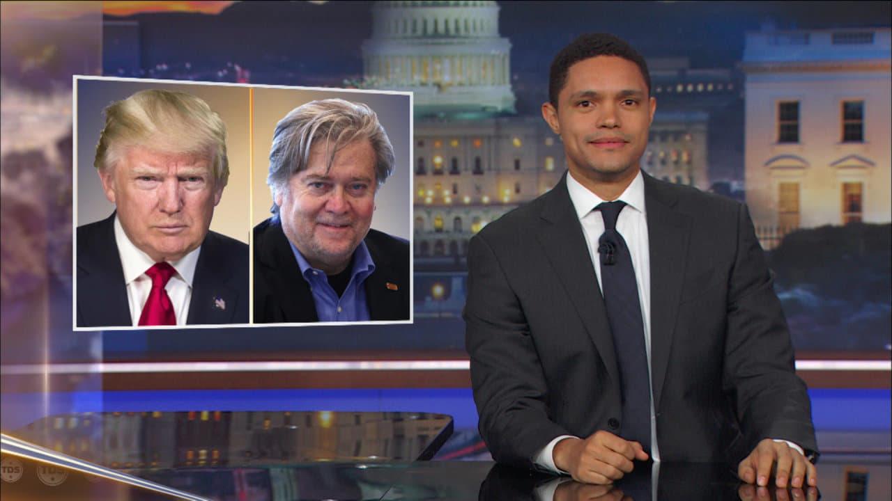 The Daily Show with Trevor Noah Season 23 :Episode 38  Dan Harris