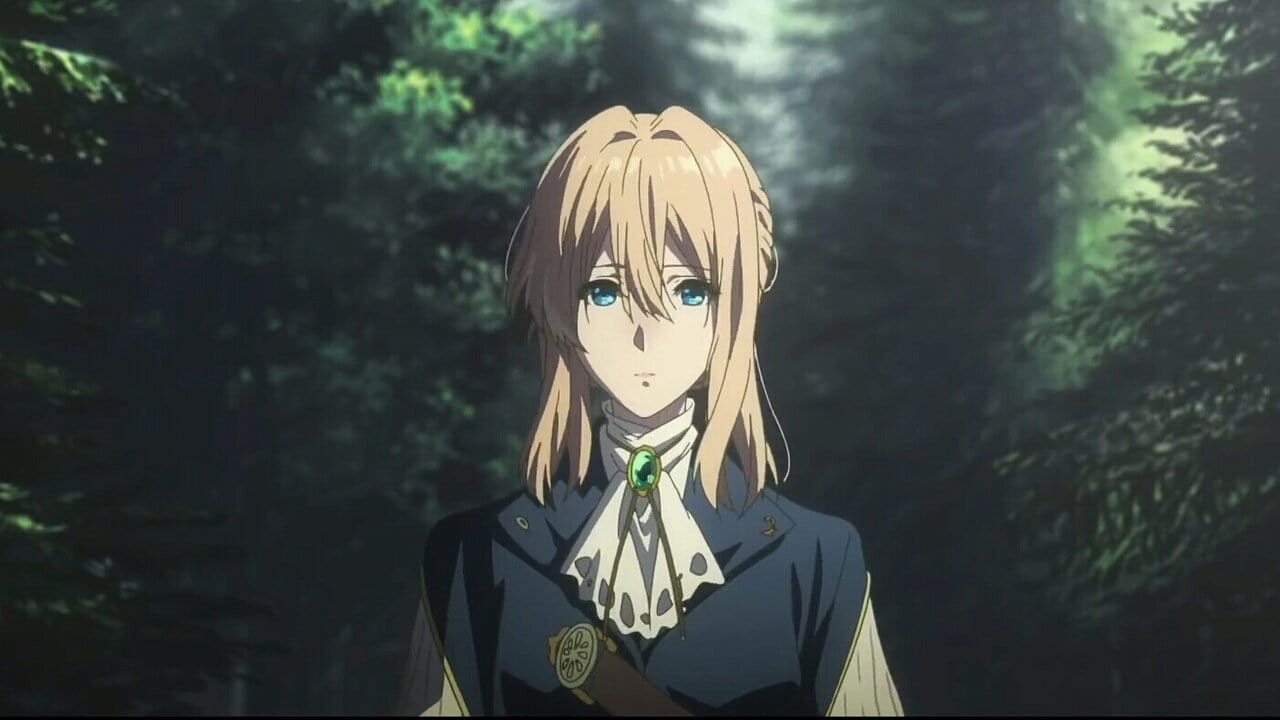 Violet Evergarden: Eternity and the Auto Memories Doll