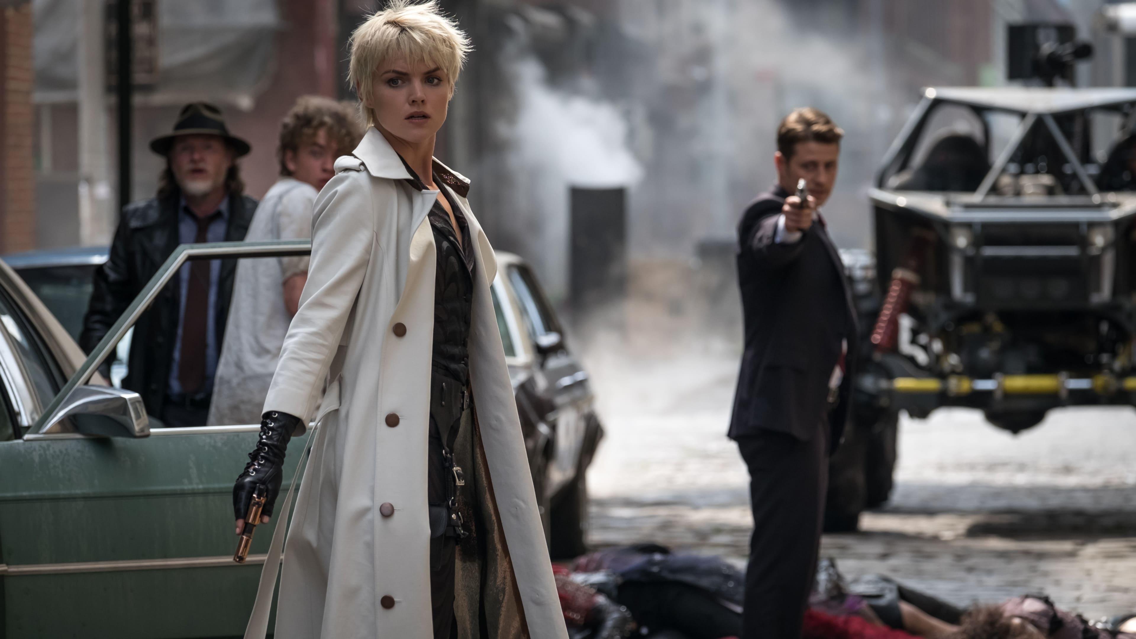 Gotham Season 5 :Episode 2  Legend of Dark Knight: Trespassers