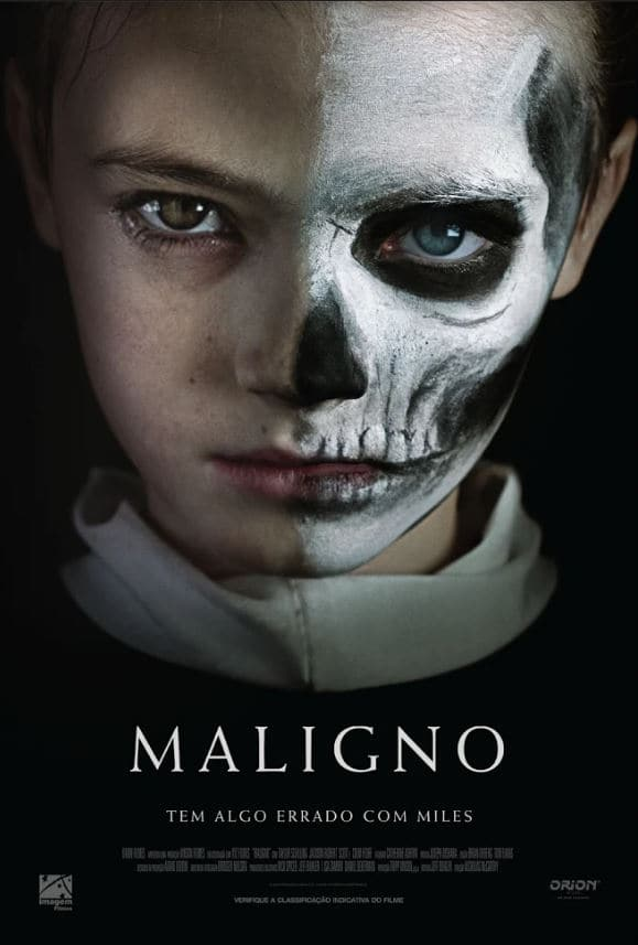 Maligno (2019) Torrent - WEB-DL 720p Dublado Download