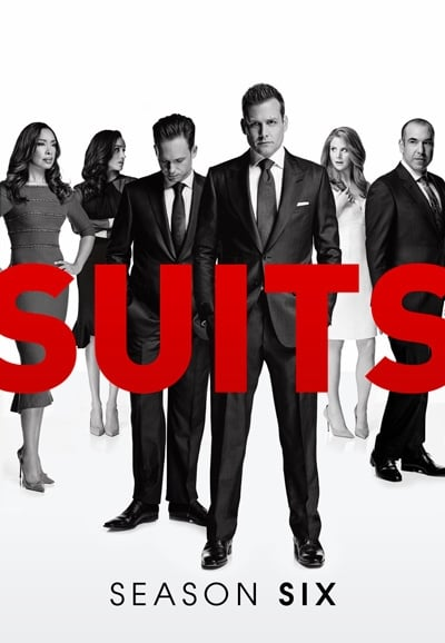 Suits 6º Temporada (2016) Blu-Ray 720p Download Torrent Dub e Leg