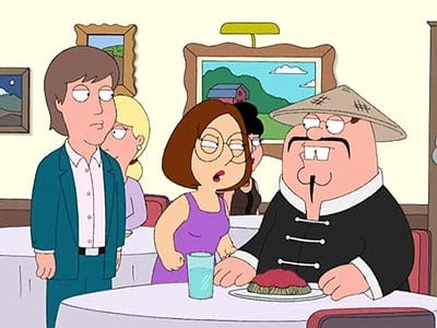 Family Guy Season 6 : Peter's Daughter