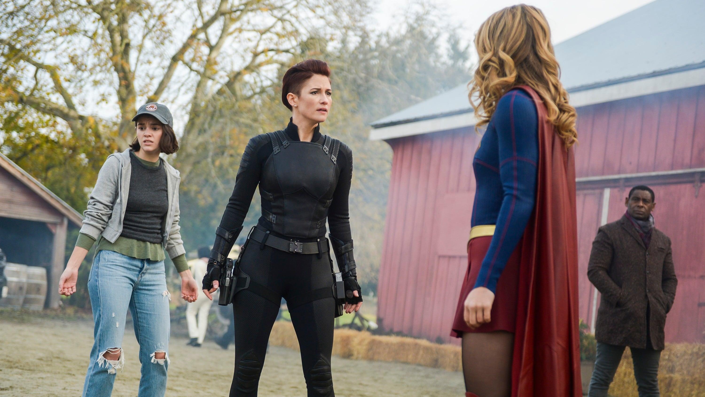 Supergirl Season 4 :Episode 11  Blood Memory