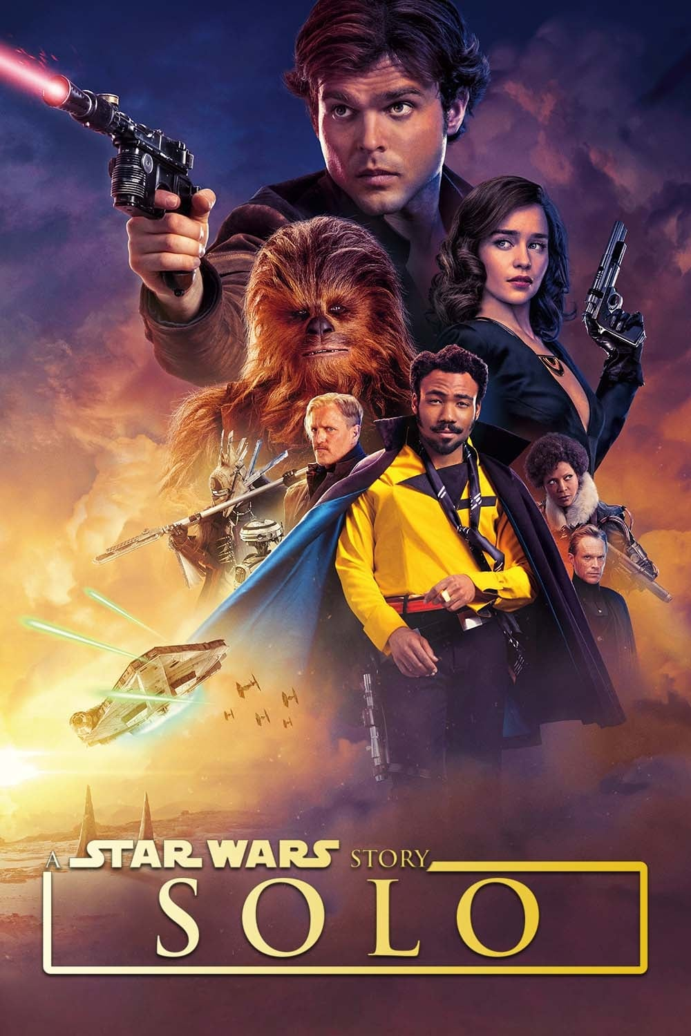 Solo A Star Wars Story Streaming Film Ita