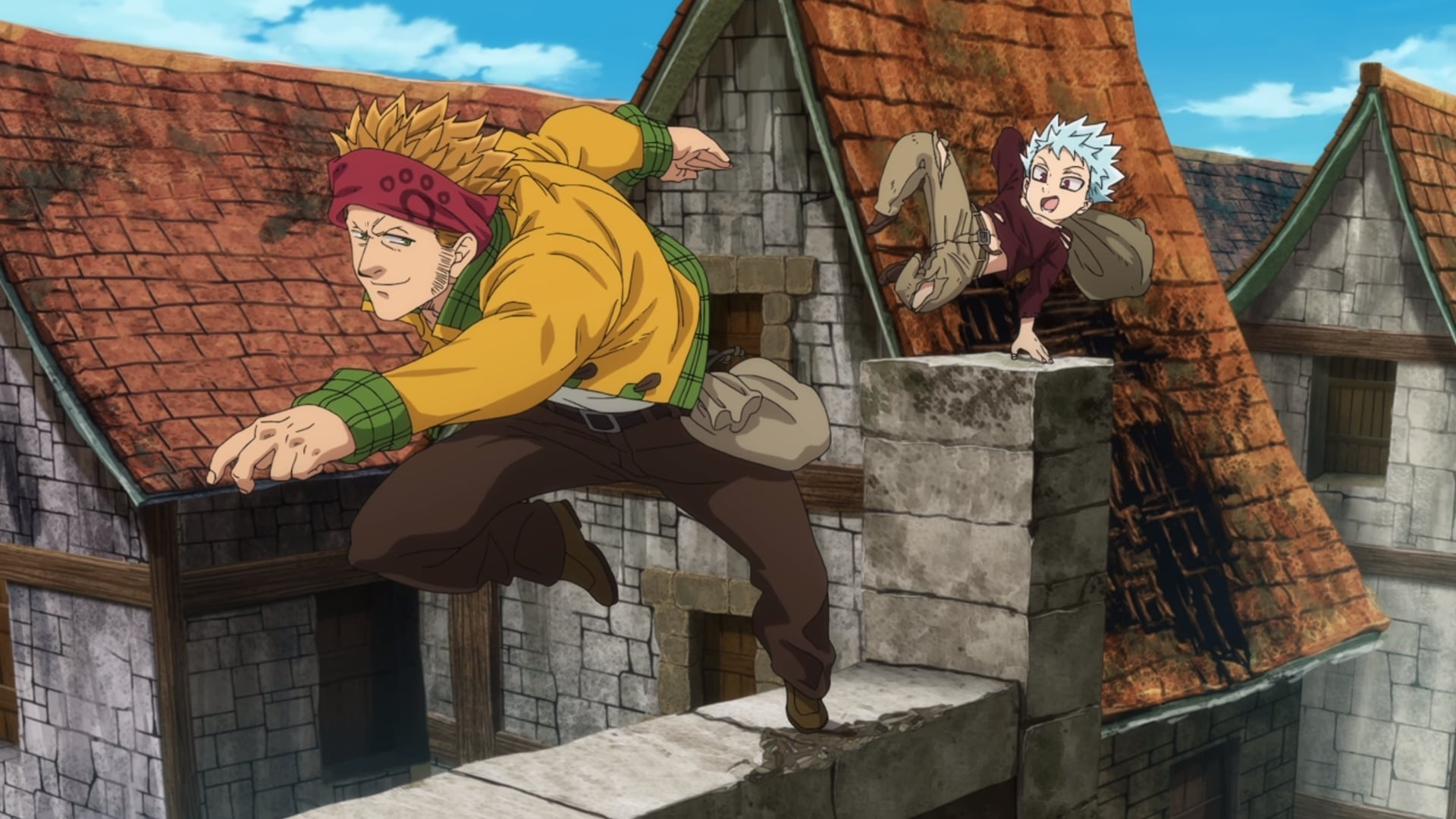 The Seven Deadly Sins Season 2 :Episode 10  What We Lacked